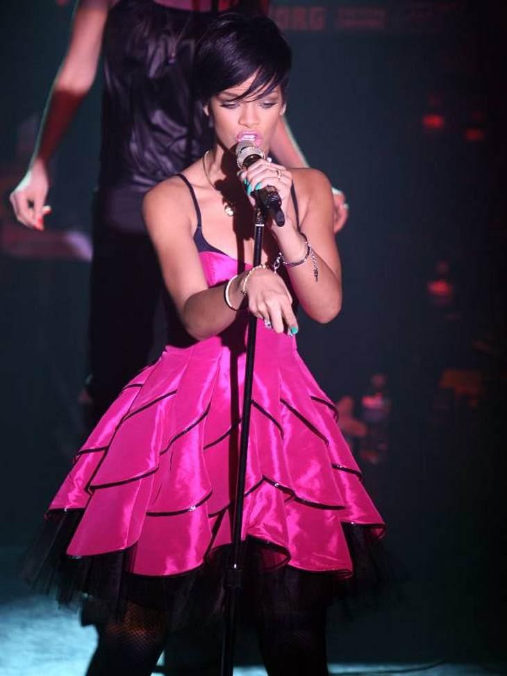 Die größten Popstars der letzten 20 JahrePlatz 1 - Rihanna (24)