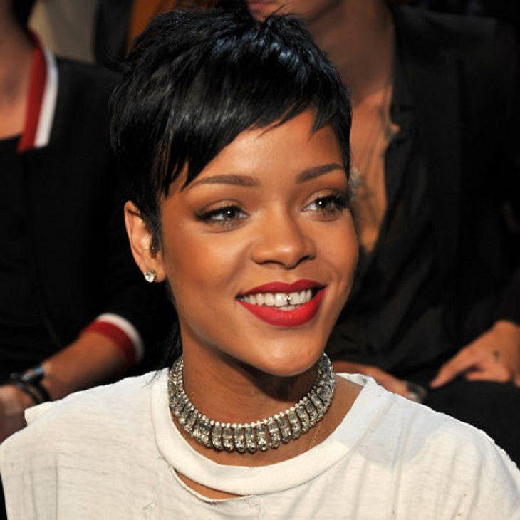 Rihanna: Versteht sie Spaß?
