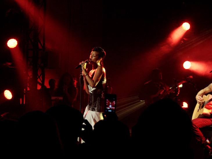 "Rihanna: ""777""-Konzert in Berlin"
