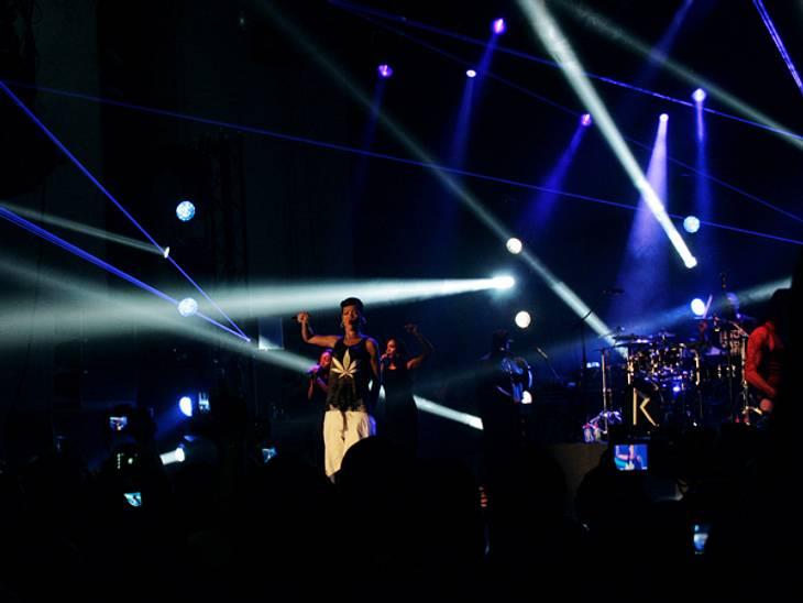 "Rihanna: ""777""-Konzert in Berlin"