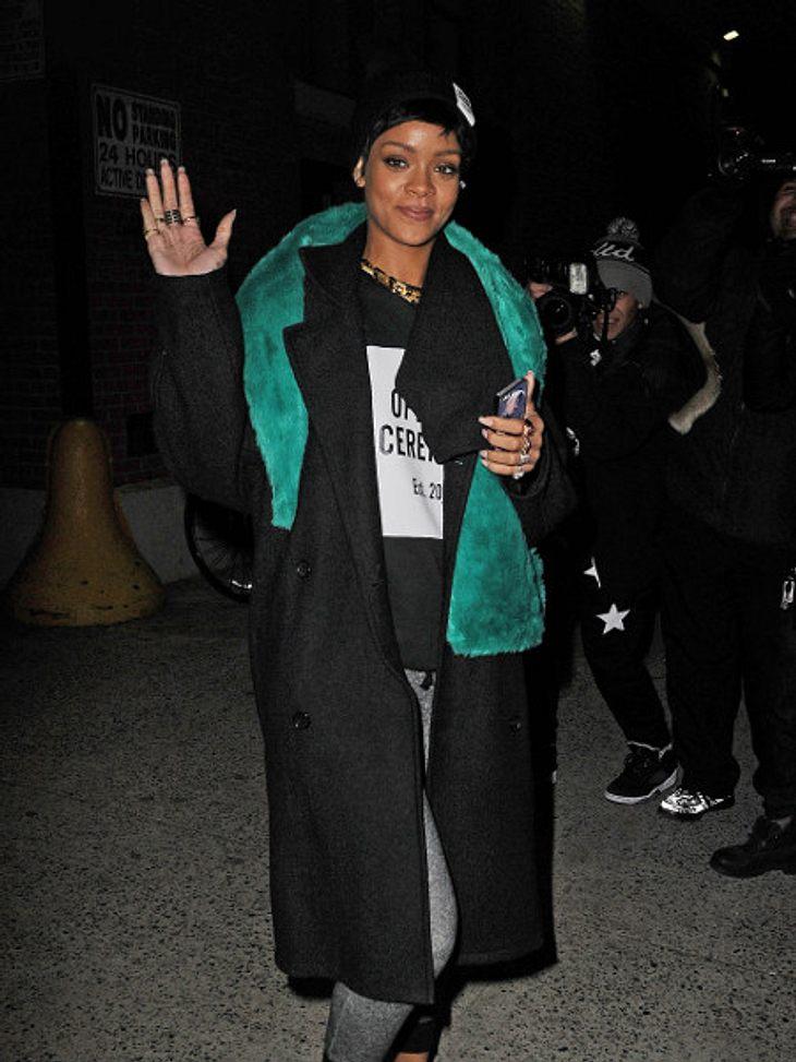 Rihanna ist angeblich durch mit Chris