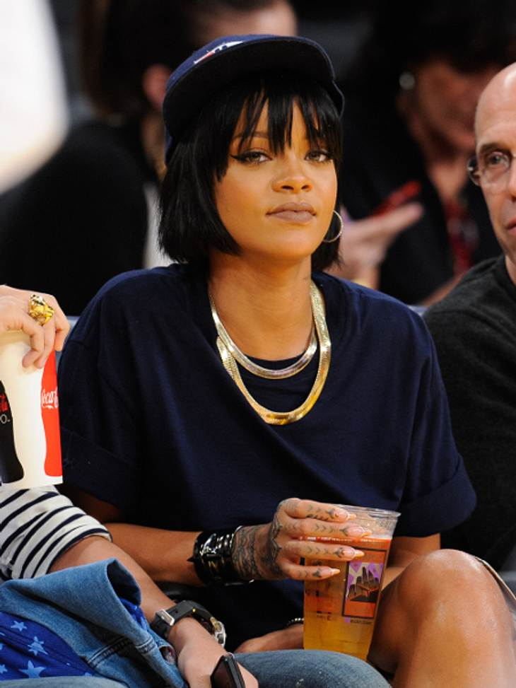 Rihanna war vor vier Jahren pleite