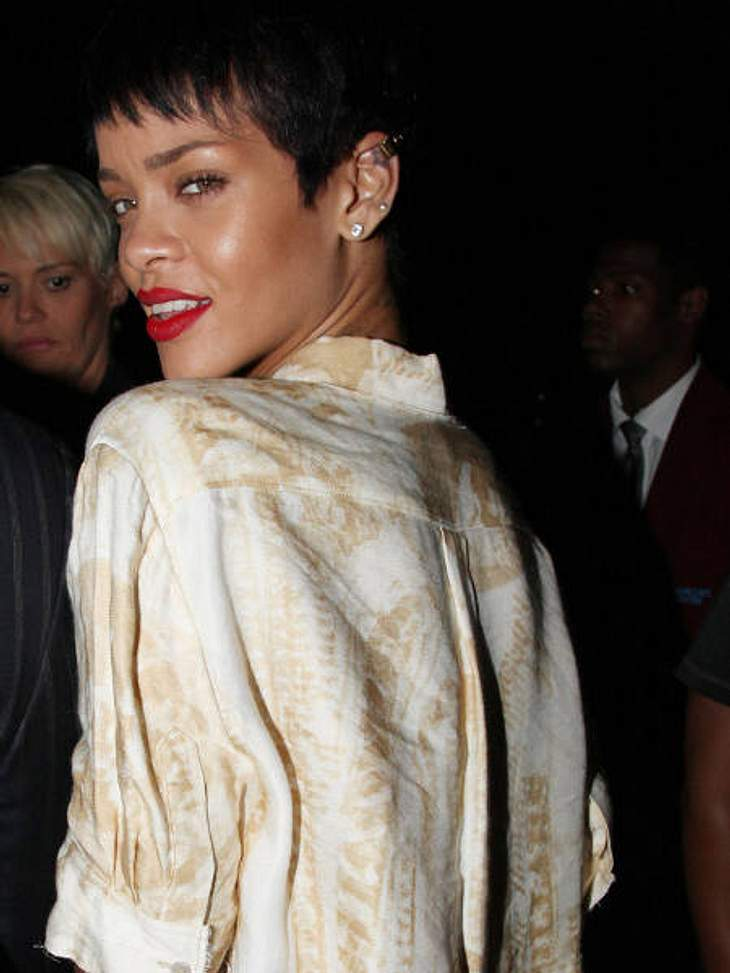 Rihanna will allen zeigen: Ich liebe Chris immer noch!
