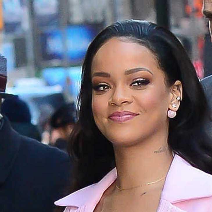 Rihanna: Wird sie das neue Dior-Model?