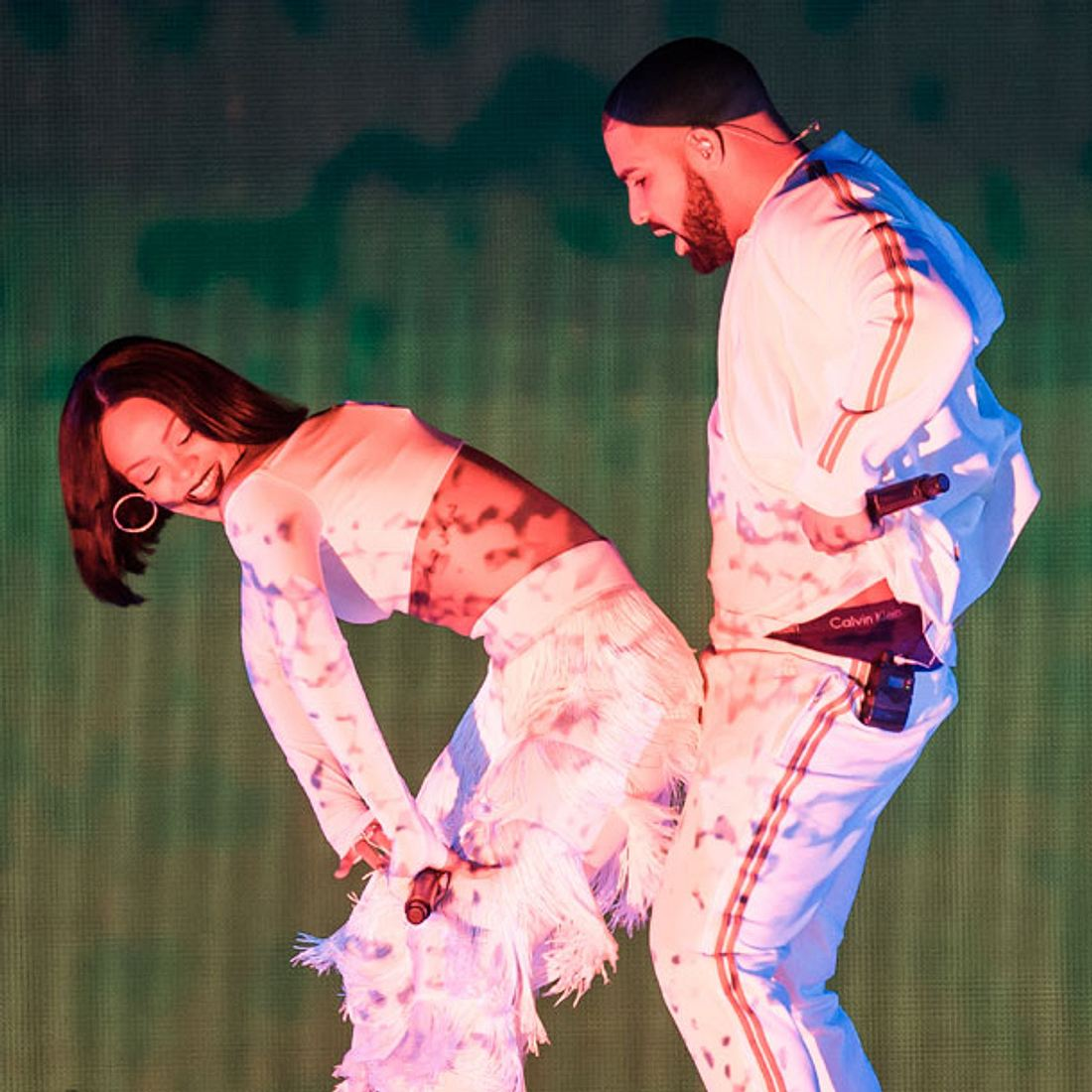 Sind Drake und Rihanna wieder ein Paar?