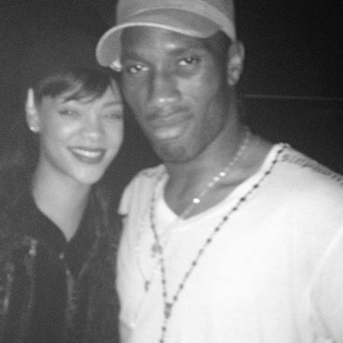 Rihanna und Didier Drogba: Läuft da was?