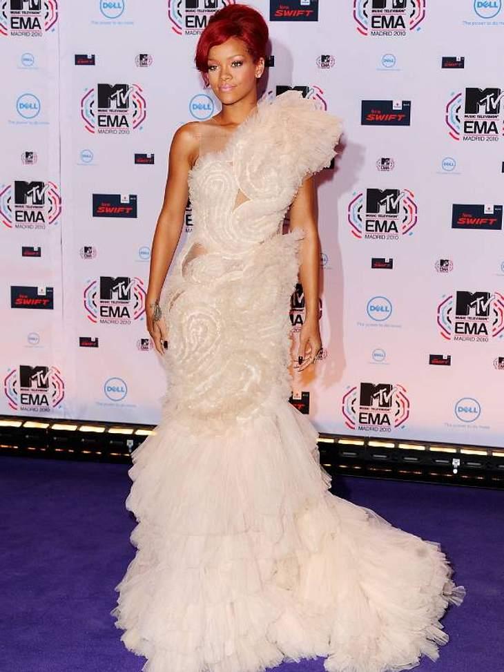 EMAs 2010: Rihanna