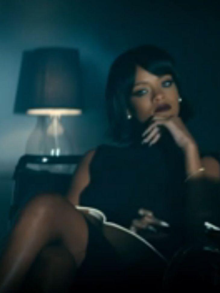 Rihanna als Therapeutin