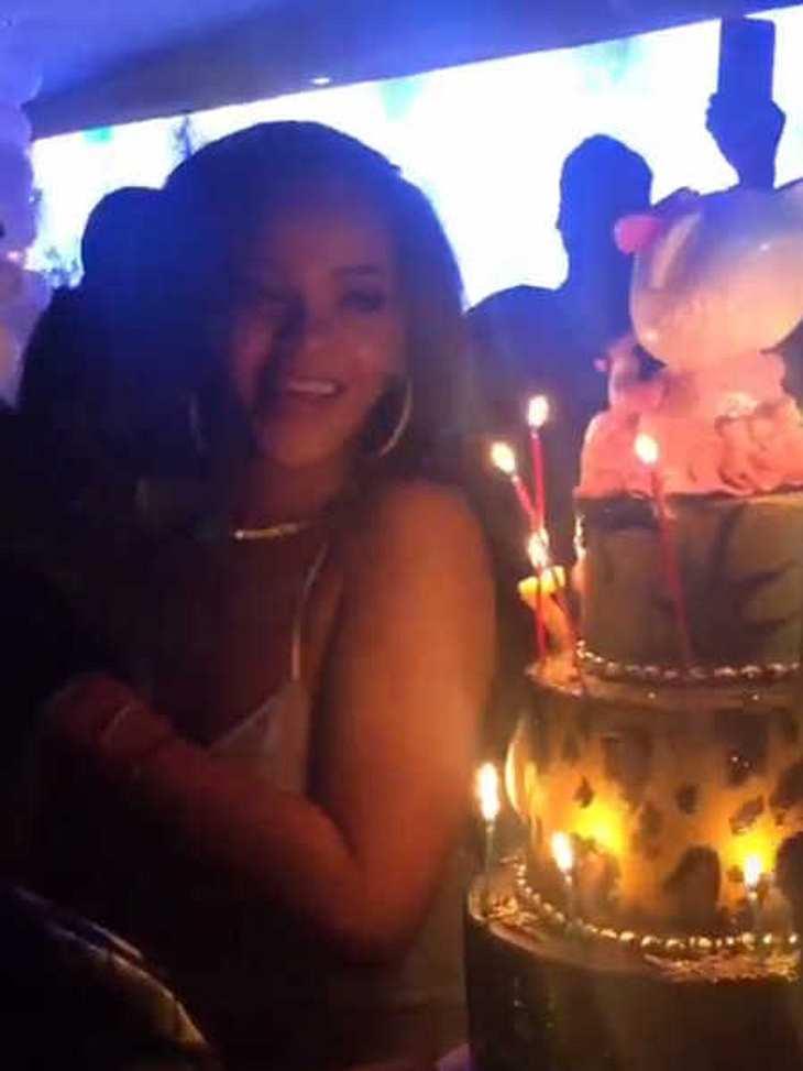 Rihanna feiert ihren Geburtstag mit Leonardo DiCaprio!