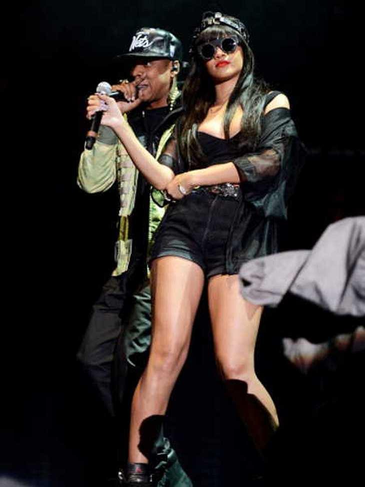 Rihanna: Jay-Z ist wie ein Vater für sie