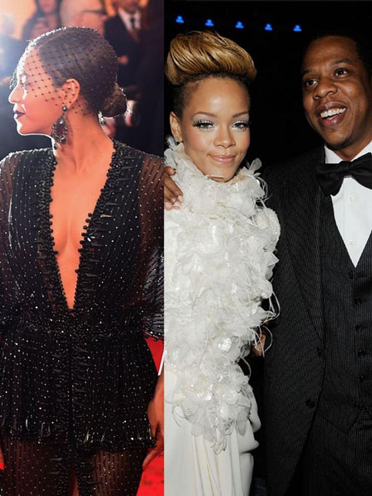 Rihanna: Affäre mit Beyonce-Gatte Jay-Z?