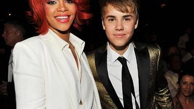Rihanna und Justin Bieber sollen eine Affäre gehabt haben - Foto: GettyImages