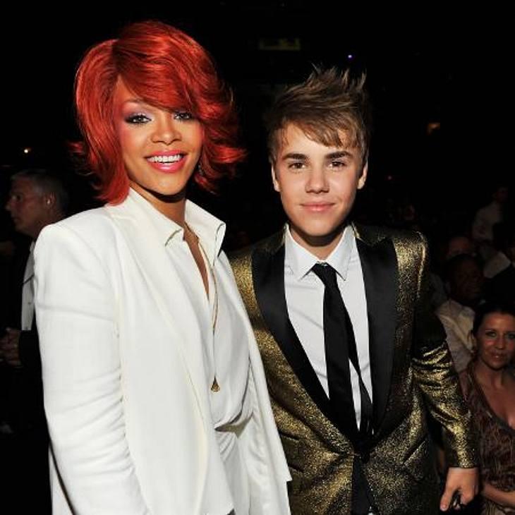 Rihanna und Justin Bieber sollen eine Affäre gehabt haben