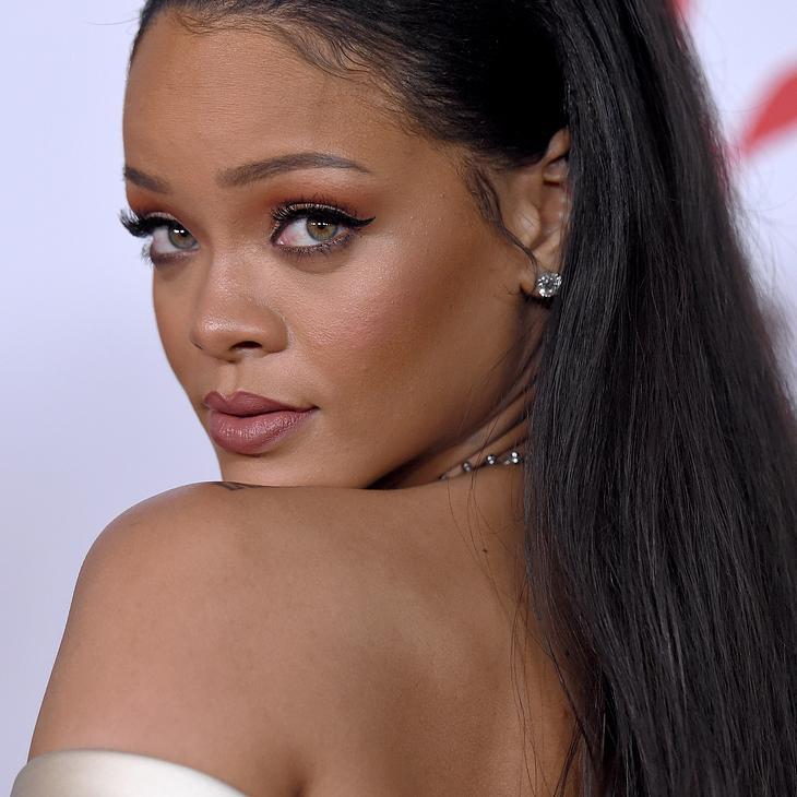 Rihanna und Leo wurden beim Knutschen erwischt