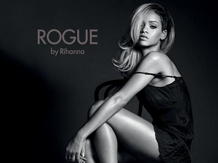 Reb`l fleur, Nude, Rogue - drei Duftkreationen hat Rihanna bereits herausgebracht.