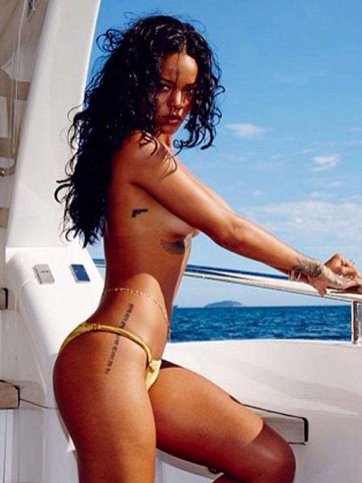 Rihanna hat einen ziemlich versauten Weihnachtswunsch