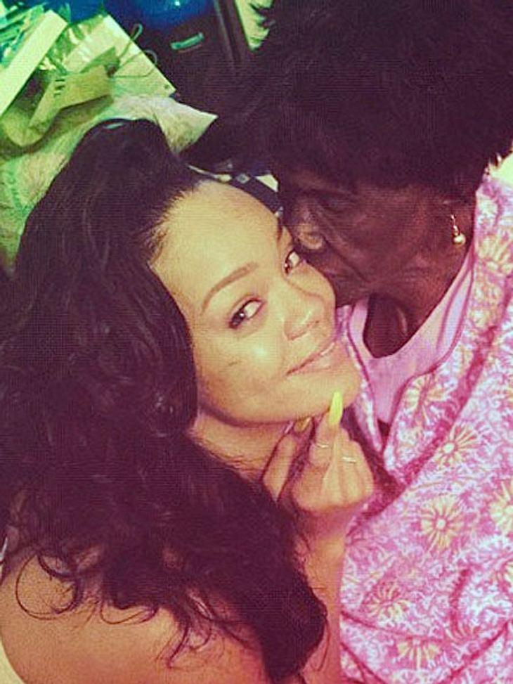 Rihanna: Ihre Oma ist tot