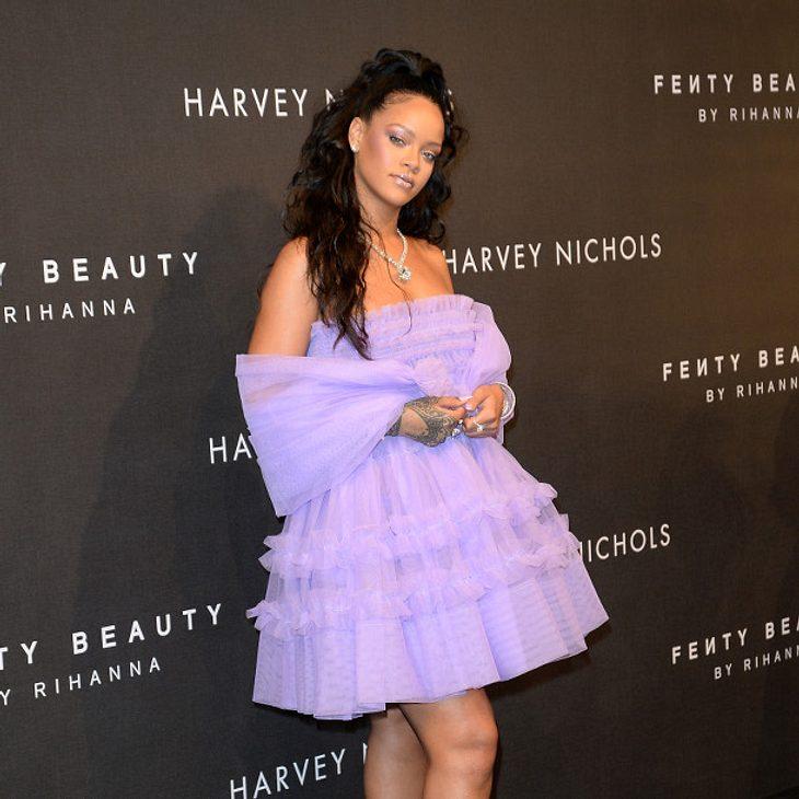 Rihanna: Erwartet sie ihr erstes Baby?