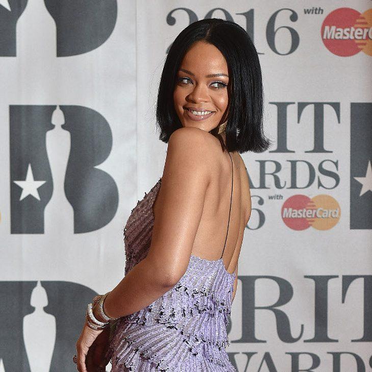 Rihanna bringt ihre eigene Schuhkollektion raus
