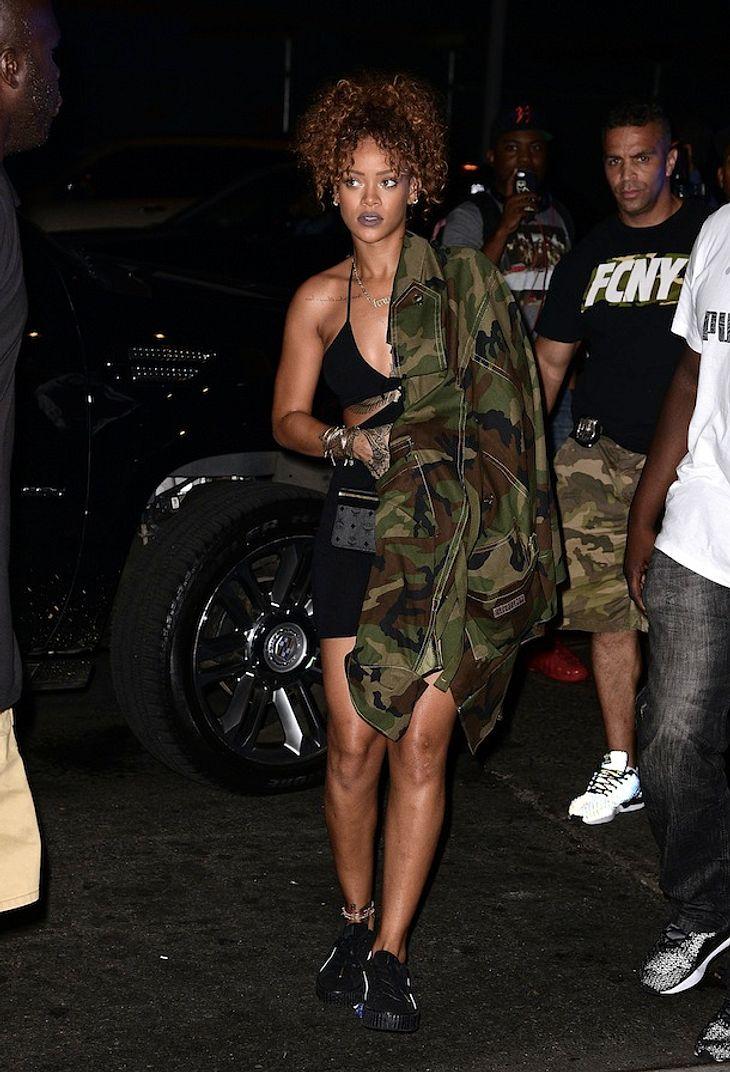 Rihanna: Schießerei an Weihnachten beendet Partynacht der Sängerin