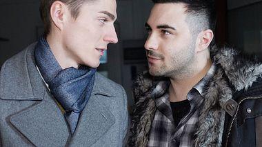 Unter Uns: Heftige Beleidigungen wegen Dreh einer schwulen Kuss-Szene - Foto: MG RTL D / Stefan Behrens