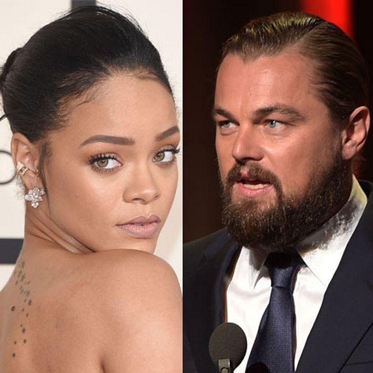 Rihanna spricht über ihre Beziehung mit Leonardo DiCaprio!