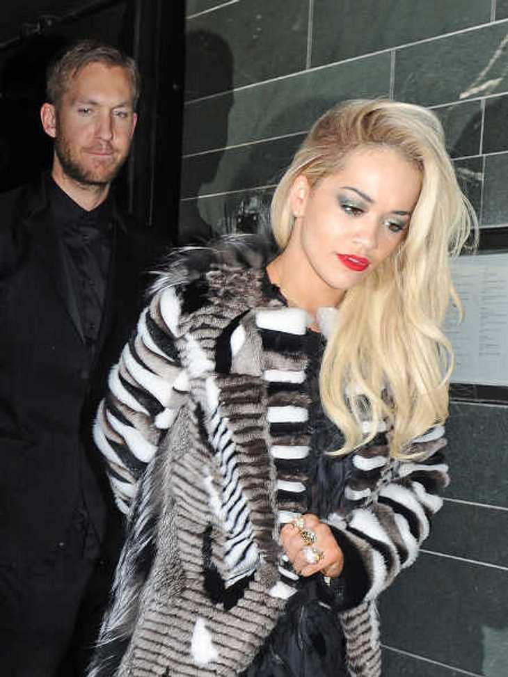 Rita Ora: Darum trennte sie sich von Calvin Harris!