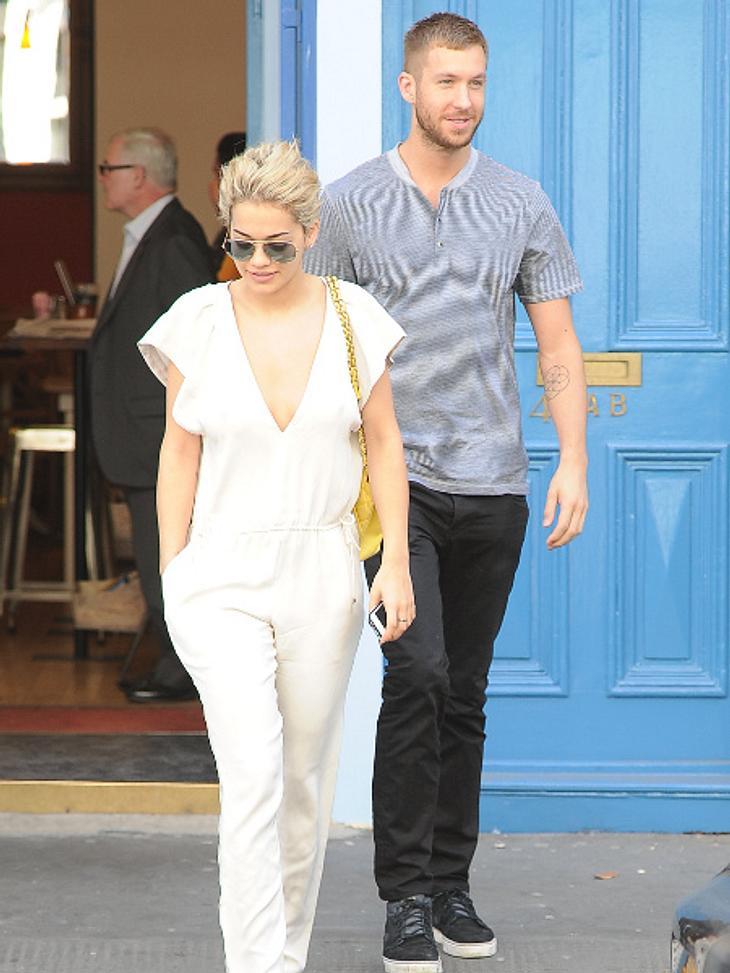 Rita Ora & Calvin Harris: Zeit für die Liebe!
