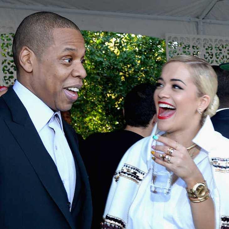 Rita Ora dementiert Affäre mit Jay-Z!
