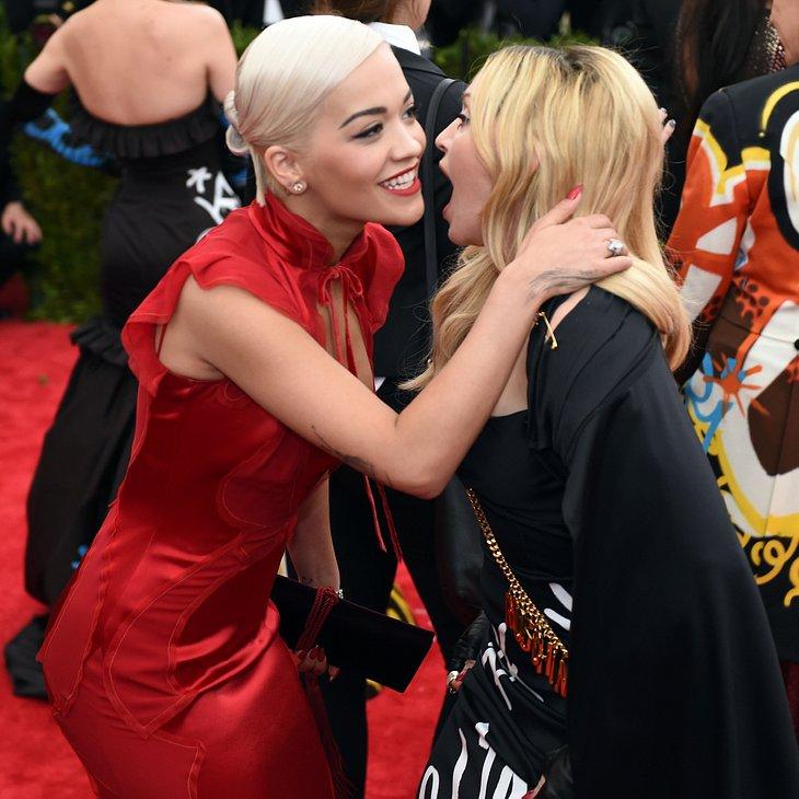 Rita Ora hat Interesse an Madonna