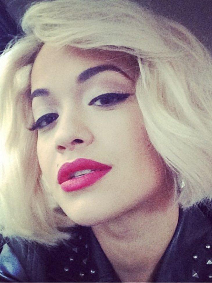 Rita Ora macht auf Marilyn Monroe!
