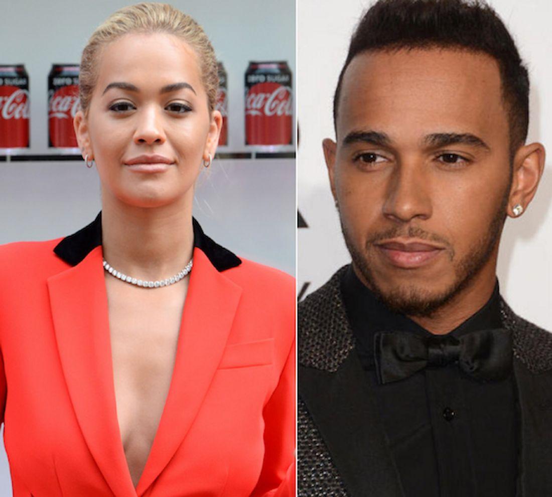 Rita Ora & Lewis Hamilton: Gemeinsamer Liebes-Trip?