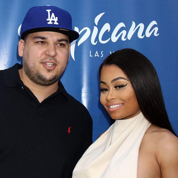 Rob Kardashian und Blac Chyna: Fakebeziehung?