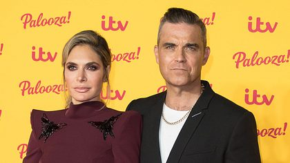 Robbie Williams und Ayda Field - Foto: Getty Images