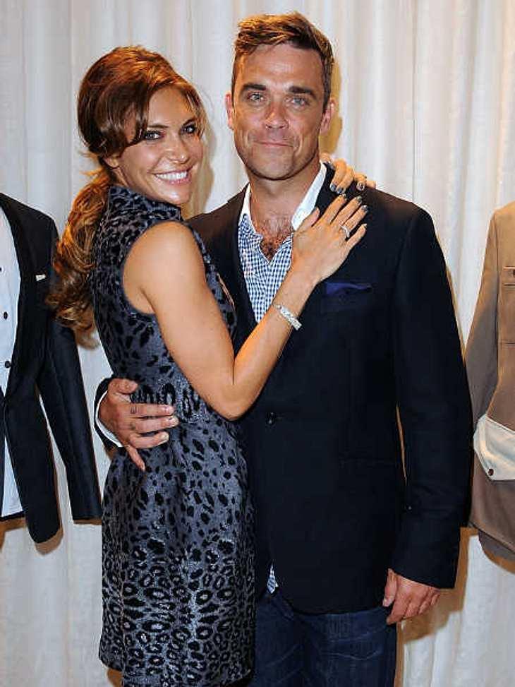 Berühmte Paare und ihre On-Off-LiebeRobbie Williams (38) und Ayda Field (32) sind in diesem Jahr stolze Eltern eines kleinen Mädchens geworden. Doch so ohne Weiteres ließ sich der Womanizer auch von seiner Frau nicht zähmen: 2010 trennten s