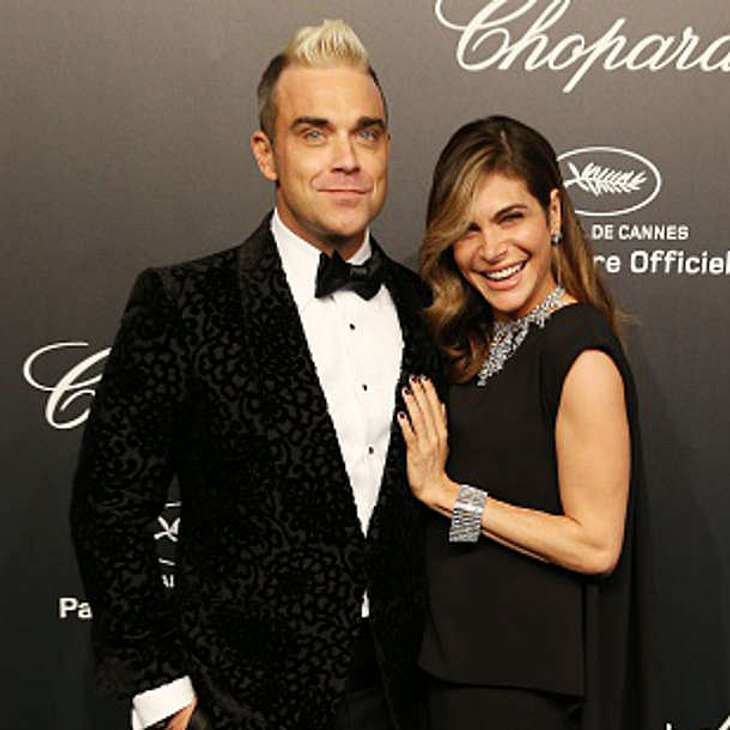Robbie Williams Ayda Field Cameron Diaz