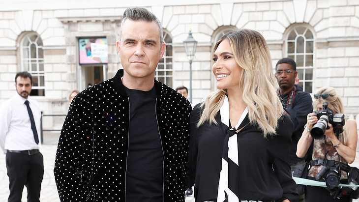 Robbie Williams & Ayda Field: Baby Nummer 3 ist da!