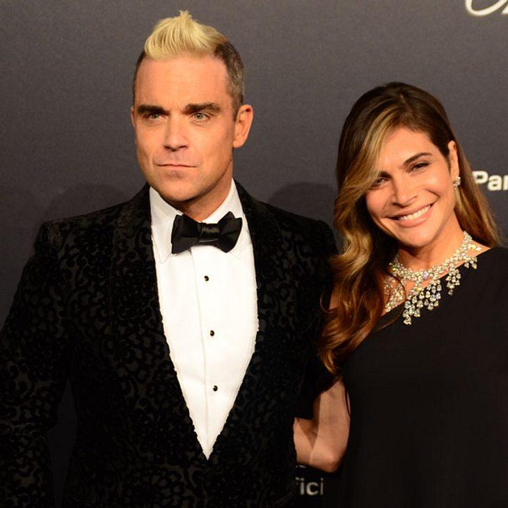 Robbie Williams: Gemeinsame TV-Show mit Ehefrau Ayda?