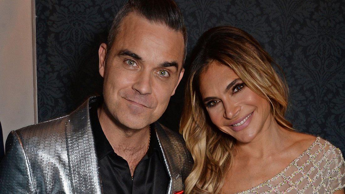 Robbie Williams: Jaa, Baby Nr. 4!