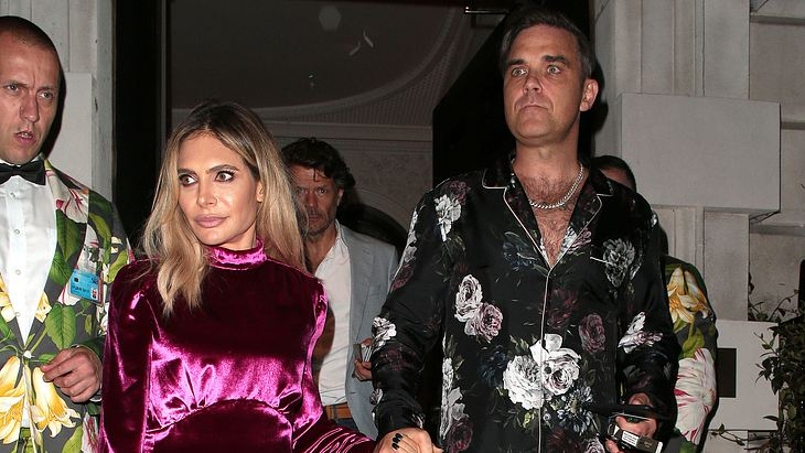 Robbie Williams & Ayda Fields: Dieser Job zerstört ihre Ehe!