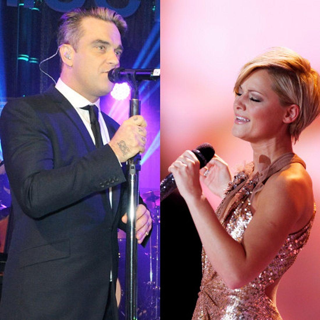 Robbie Williams und Helene Fischer: Die perfekten Duett-Partner!