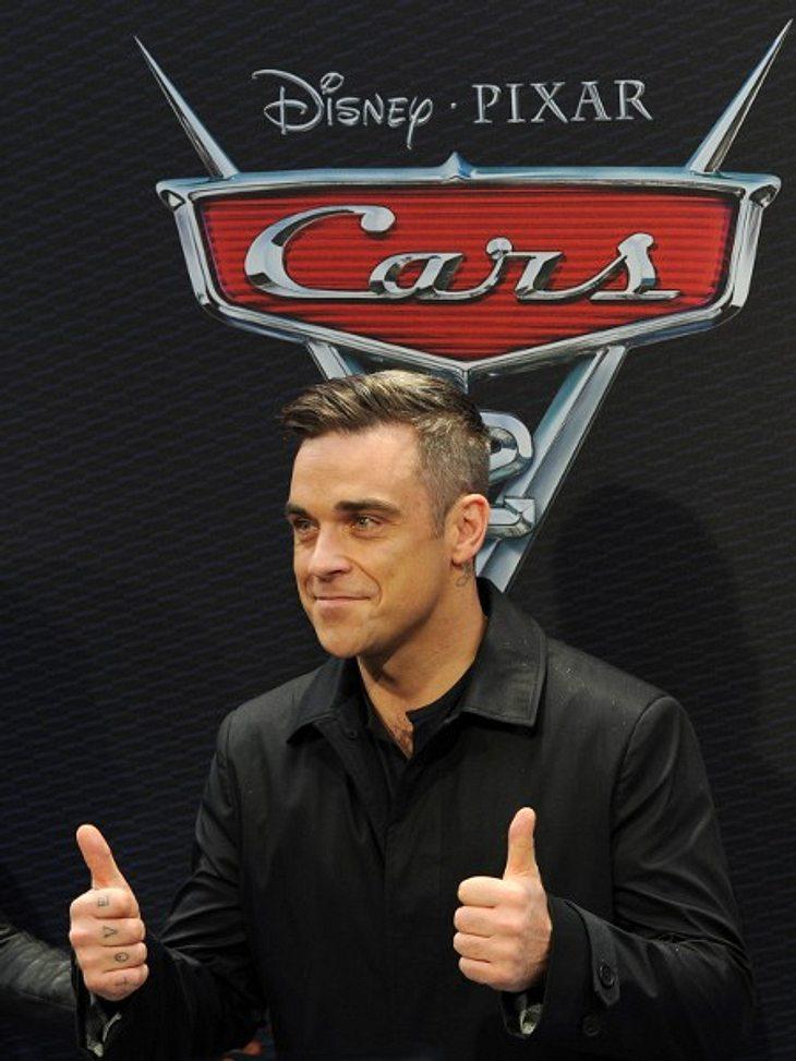 Robbie Williams: Ein Solo-Album ist in Planung