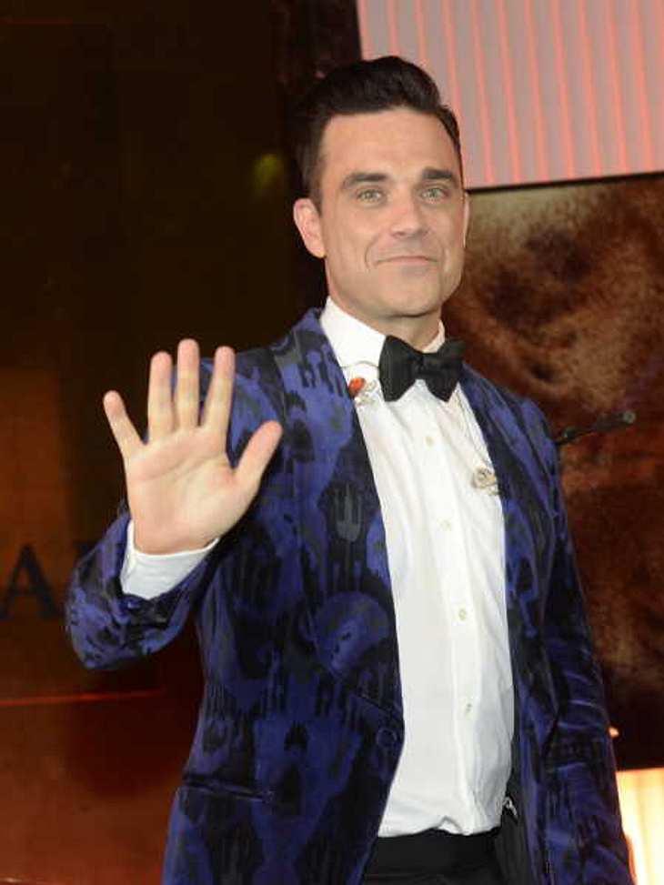 Robbie Williams sucht einen Job in Deutschland!
