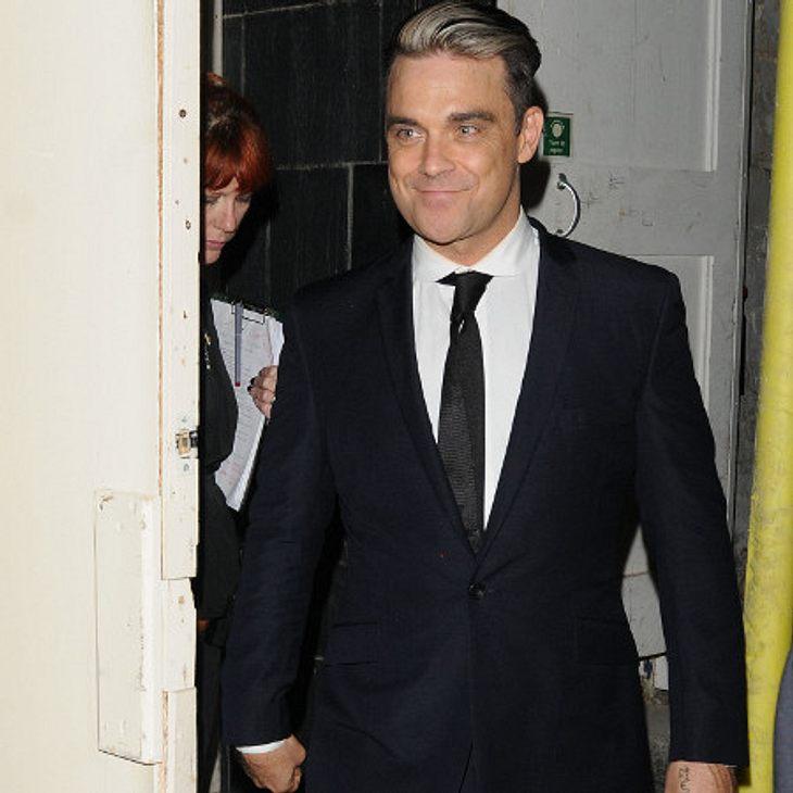 Robbie Williams hat sich rausgekauft