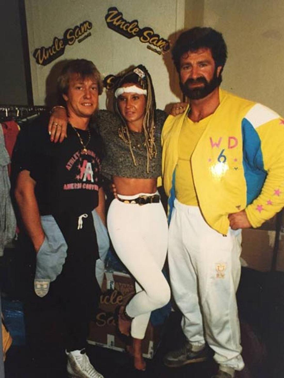 Robert und Carmen Geiss in den 80ern