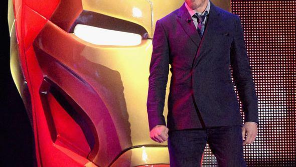 Kein Iron Man 4 - Foto: getty