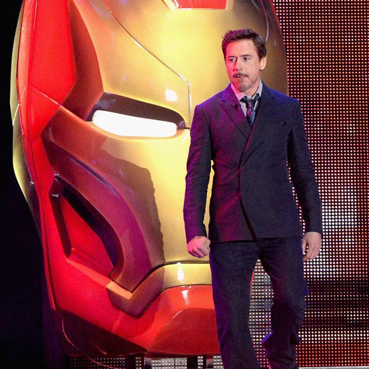 Kein Iron Man 4