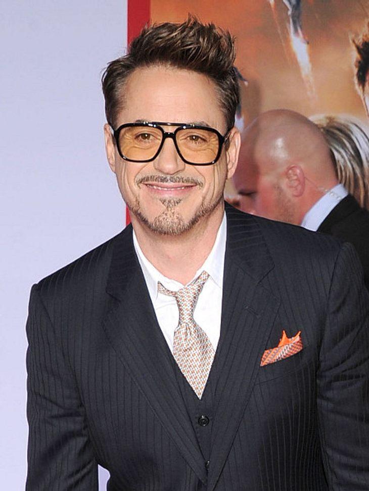 Robert Downey Jr. hat im vergangenen Jahr am meisten Geld verdient.