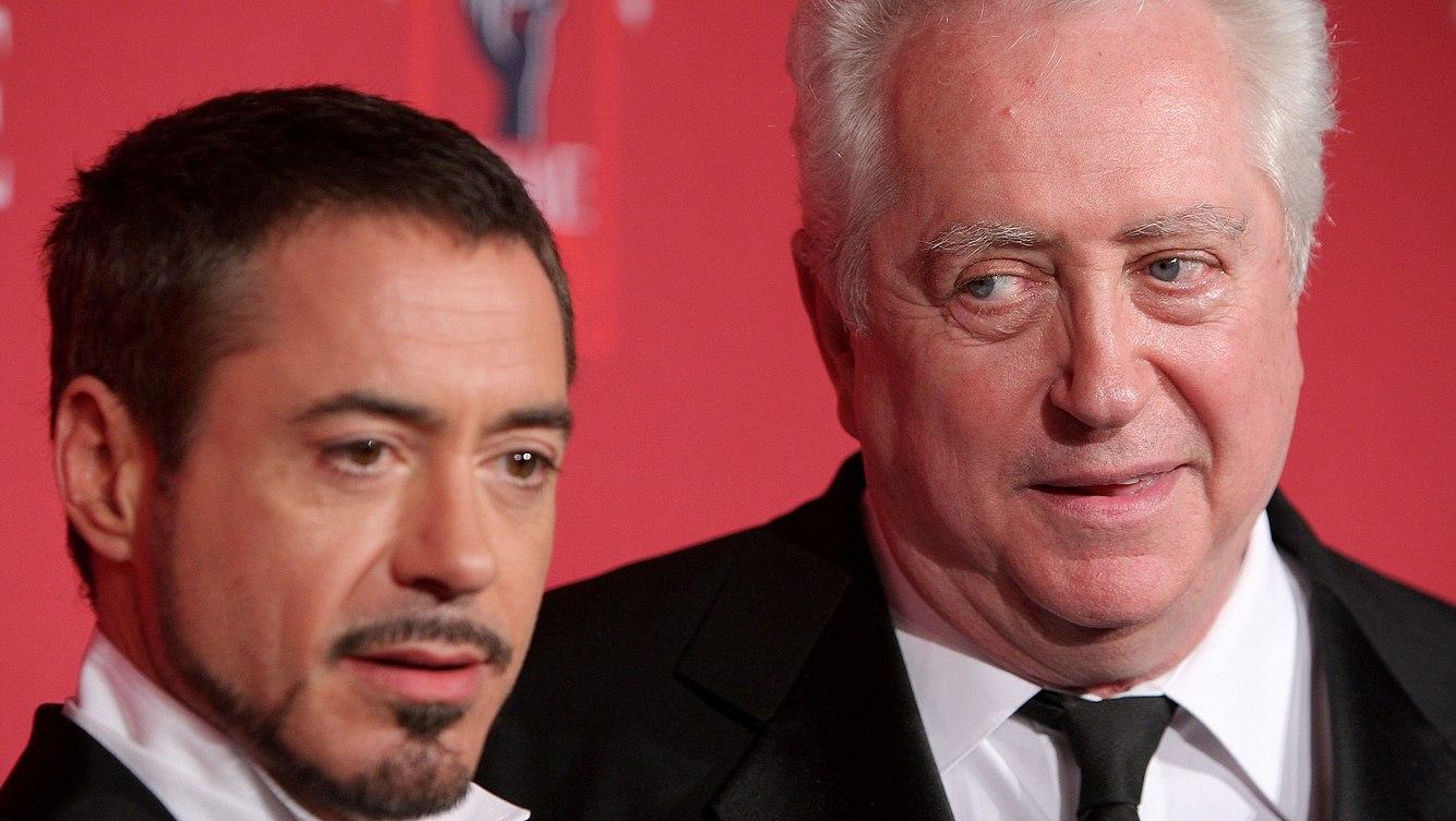Robert Downey Jr. und Robert Downey Sr.