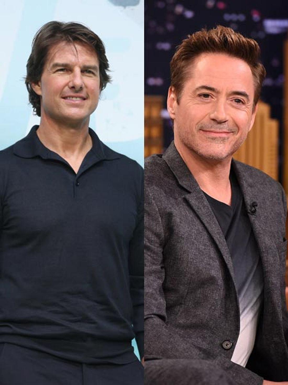 Robert Downey Jr. ist der Mr. Millionaire unter den Schauspielern! Der ehemalige Überflieger Cruise landete nur auf Platz 4